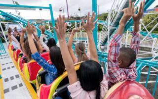 Suveniruri periculoase într-un parc de distracții pentru copii. Inițiativa unei mame