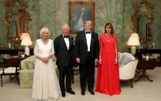 Donald Trump in Marea Britanie