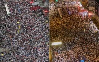 Protest anti-Beijing în Hong Kong: 1 milion de oameni pe străzi