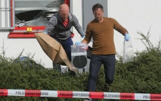 polițist german decedat