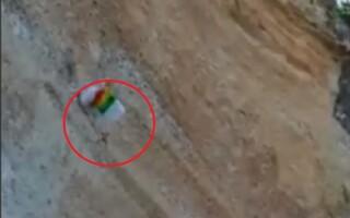 Parașutist, la un pas de moarte în timpul unei competiții în Spania