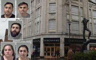 hoți români Marea Britanie