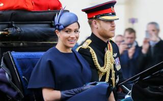 Moment jenant între Prințul Harry și Meghan Markle - 6
