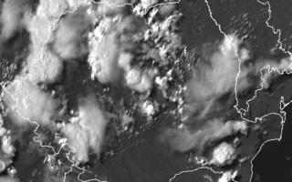 Cod galben de ploi torenţiale, vijelii şi grindină, în majoritatea țării