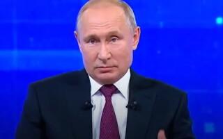 Vladimir Putin le promite rușilor un trai mai bun