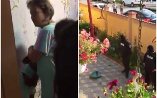 Povestea Sorinei, fetița din Mehedinți adoptată de o familie din SUA