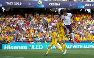 Victorie uriașă pentru România în fața Angliei, scor 4-2, la Euro U21 - 25