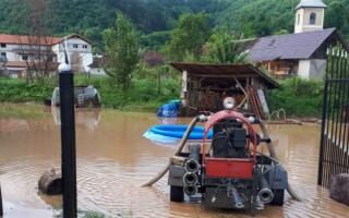 inundatii, deva, hunedoara