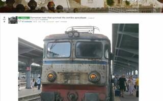 tren, romania, reddit