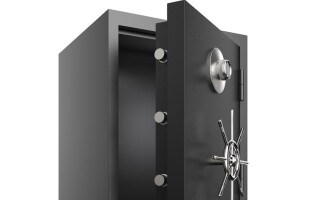 Doi bucureșteni au furat un seif cu 160.000 de euro