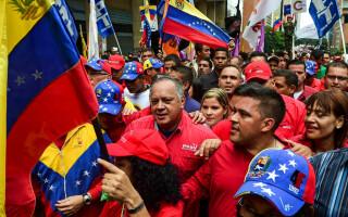 Fiul lui Nicolas Maduro