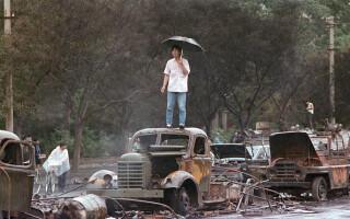 Comemorarea evenimentelor din Piaţa Tiananmen, interzisă pentru prima dată în Hong Kong