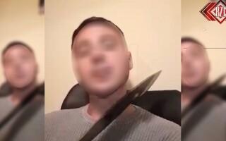 Un student din Iași s-a filmat amenințând cu moartea un profesor