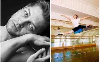 Ultimul mesaj al balerinului Ovidiu Danci înainte să moară