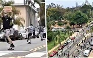 skate for peace