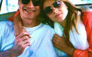 Steven Bing și Elizabeth Hurley - 1