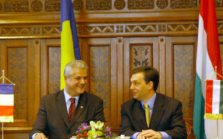 Adrian Nastase, Viktor Orban