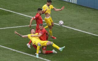 Ucraina 2 - 0 Macedonia de Nord, pe Arena Națională. Ucraina marchează două goluri în doar cinci minute