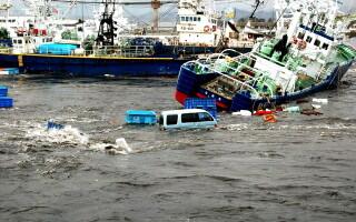 Tsunami in Japonia