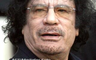 Muammar Ghaddafi