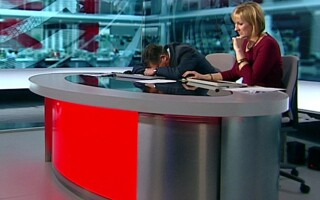 jurnalist doarme la birou, McCoy