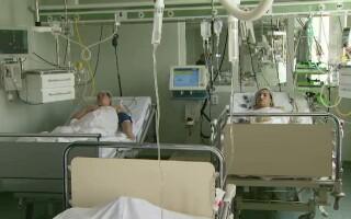spital, salon terapie intensiva
