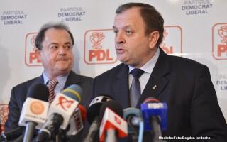 Gheorghe Flutur, Vasile Blaga