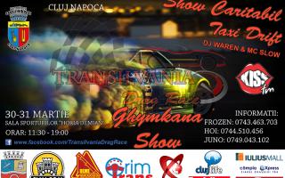 Pilotii profesionisti fac show in Cluj-Napoca. Amatorii de senzatii tari sunt asteptati la drifturi