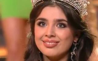 Miss Rusia 2013, Elmira Abdrazakova