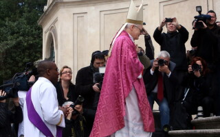 cardinalul brazilian Odilo Pedro Scherer, pregatiri Conclav