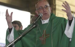 papa francisc I - 1