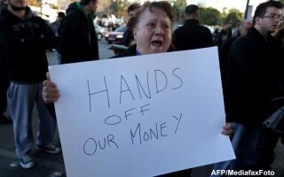 Proteste, Cipru