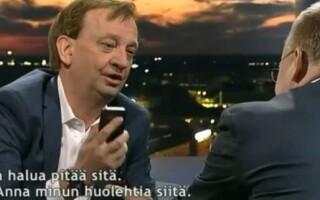 emisiune, directorul Nokia