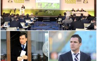 CFR Cluj, printre putinele formatii din Liga 1 care au participat la Adunarea Generala a Cluburilor Europene