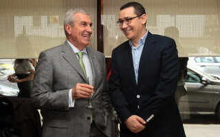 Calin Popescu Tariceanu , Victor Ponta