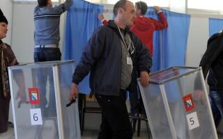 Crimeea - referendum