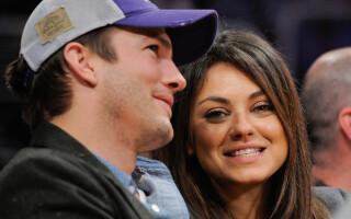 Mila Kunis si Ashton Kutcher