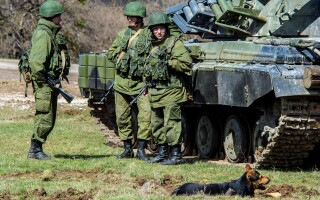 soldati rusi - crimeea