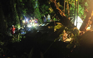 Accident de autorbuz Brazilia