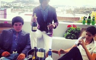 Rich kids of Mexico City