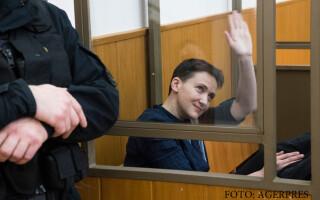 Nadia Savcenko la proces