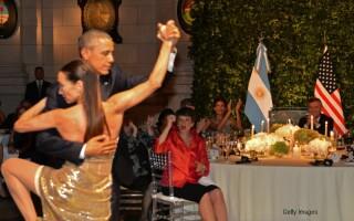 tango Obama