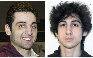Tamerlan si Dzhokhar Tsarnaev - AGERPRES