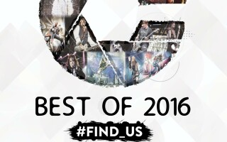 #FIND_US – Best of 2016