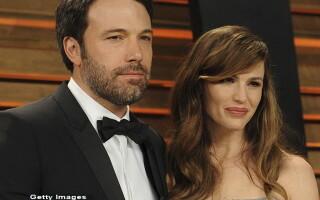 Ben Affleck si Jennifer Garner - getty