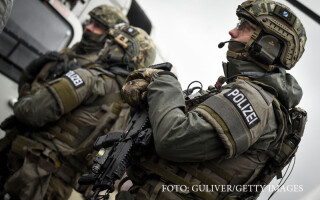 politie Germania,- trupe speciale