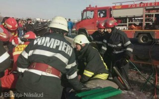 accident Bistrița