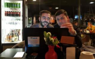 Cristian Popescu și Alin Toader