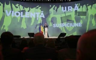 Dragnea la congresul PSD