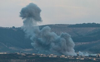 bombardament al aviatiei turce